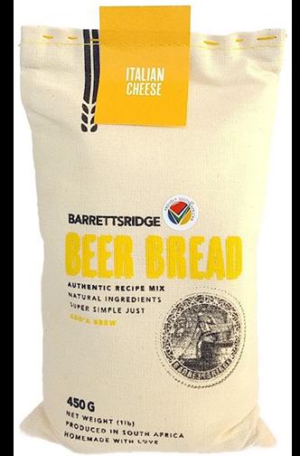 Barretsridge Beer Bread mix Italian Cheese