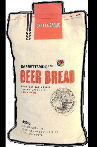 Barretsridge Beer Bread mix Chillie Garlic